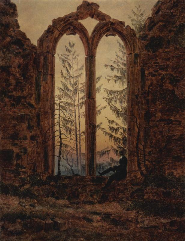 Caspar David Friedrich. Dreamer