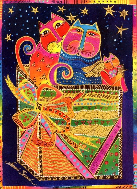 Лорел Берч. Фантастические коты, Декабрь 2002
