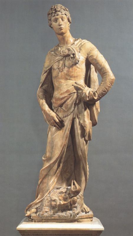 Скульптор Неизвестный. Донателло