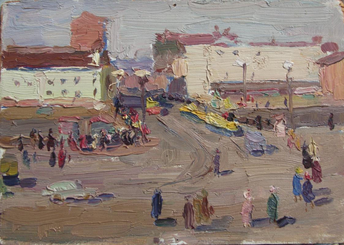Ivan Ivanovich Filichev. Area. Kharkiv