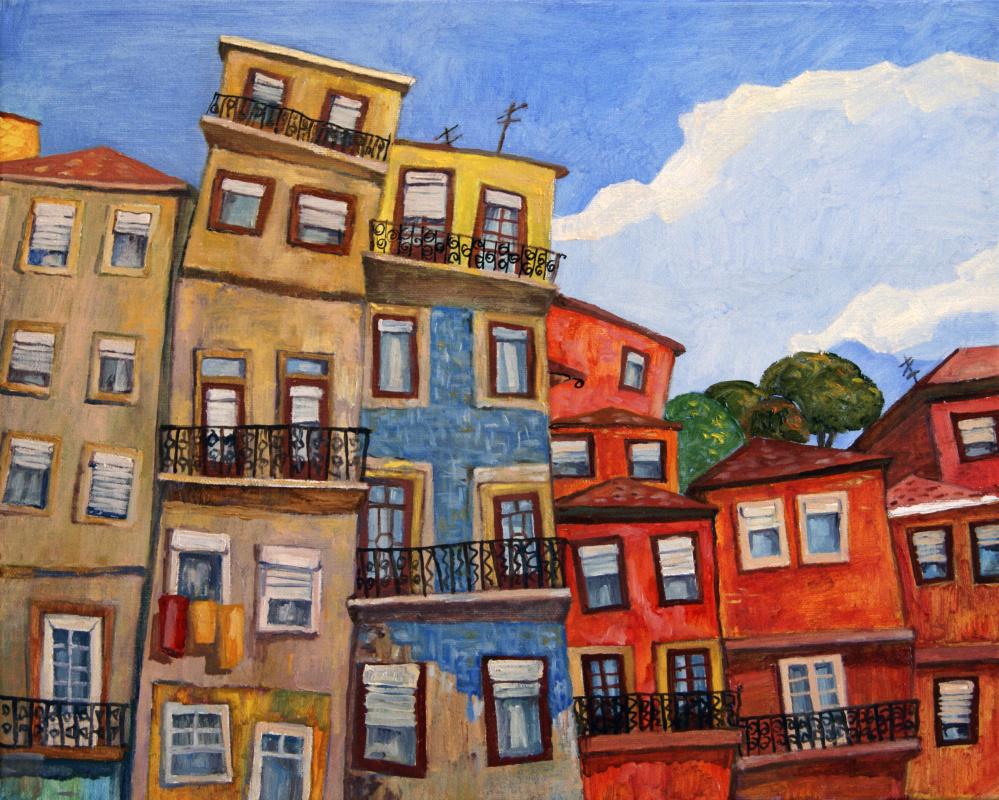 Alan Albegov. Porto