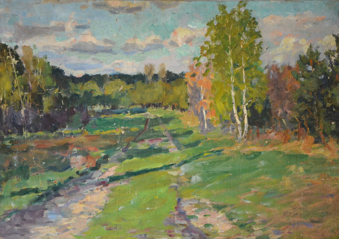 George Ivanovich Beltsov. In forestry