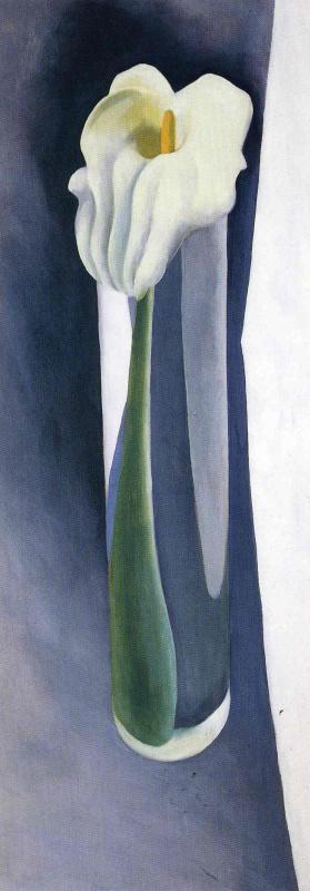 Джорджия О'Киф. Цветы 44