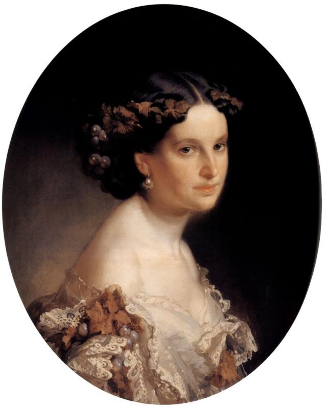 Портрет Челищевой