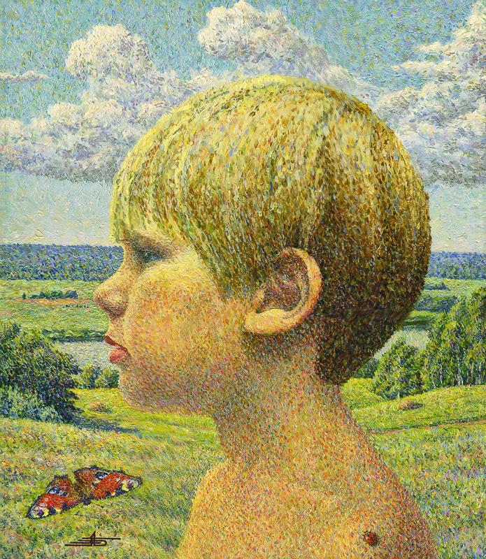 Andrei Ivanovich Borisov. The sixth summer