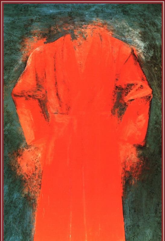 Джим Дайн. Красный костюм