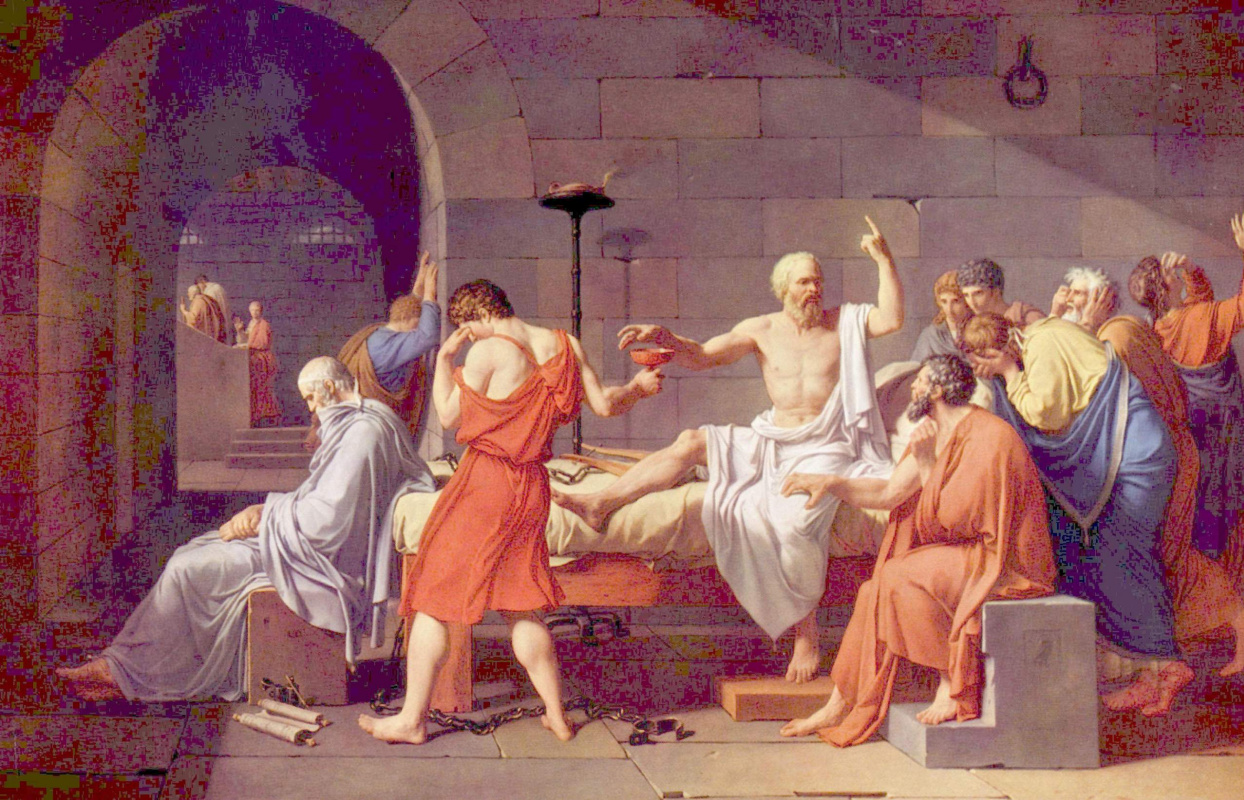 an overview of the tragedy in the works of socrates and aristotle