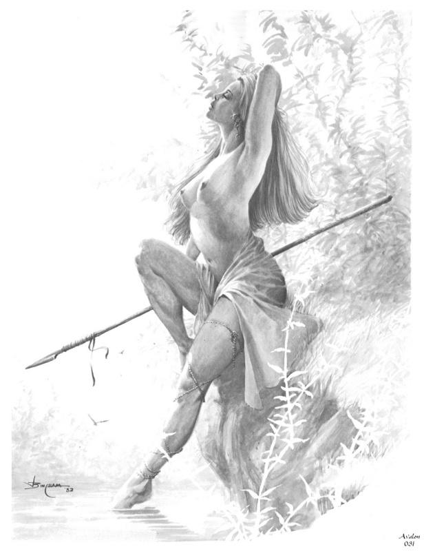 Авалон031 - Злобные девы6