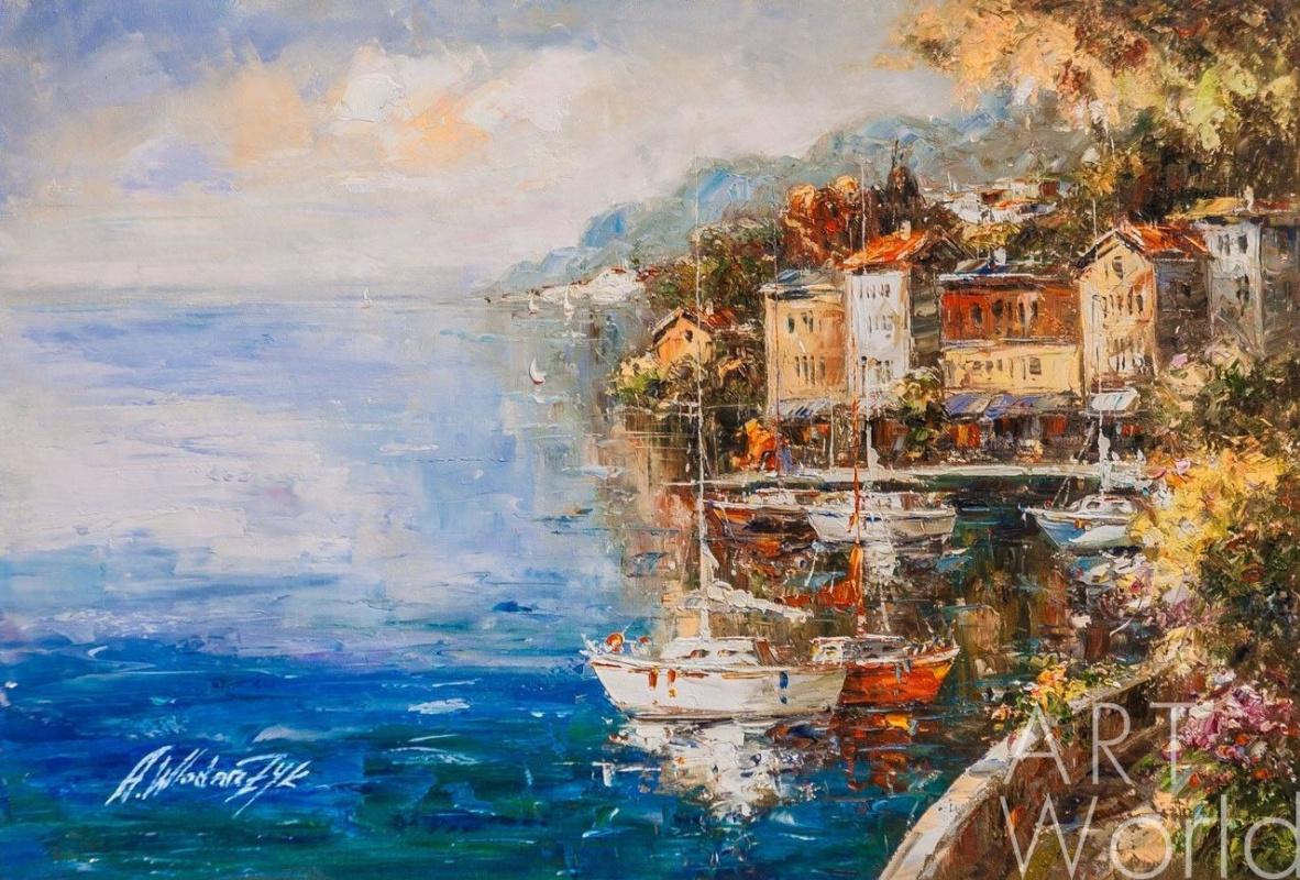 Andrzej Vlodarczyk. Port N2 view