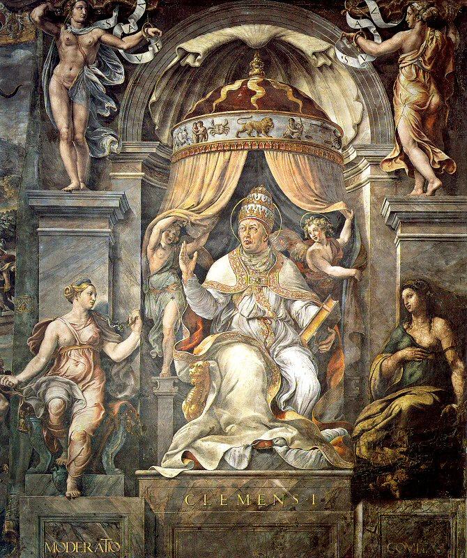 Джованни Франческо Пенни. Трон