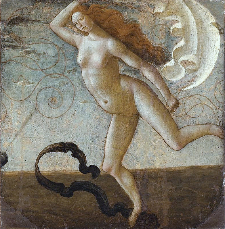 Sandro Botticelli. Fortuna