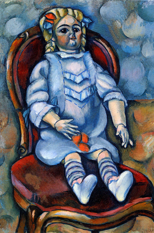 Владимир Давидович Баранов-Россине. Кукла