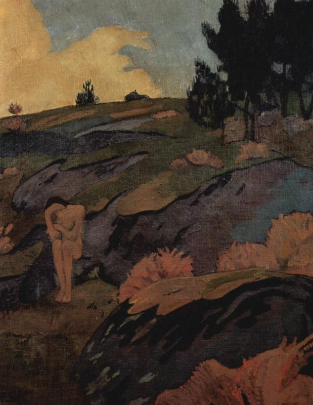 Paul Sérusier. Melancholy