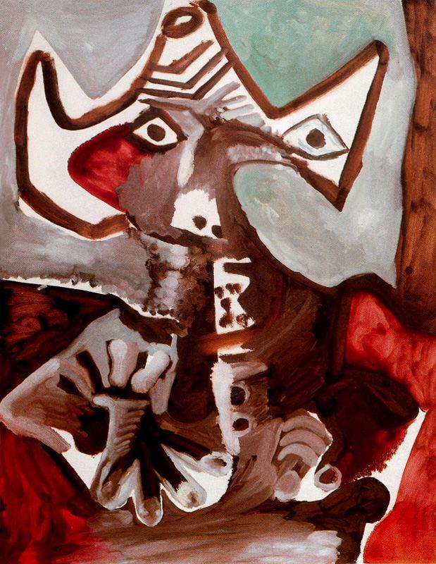 Пабло Пикассо. Сюжет 77