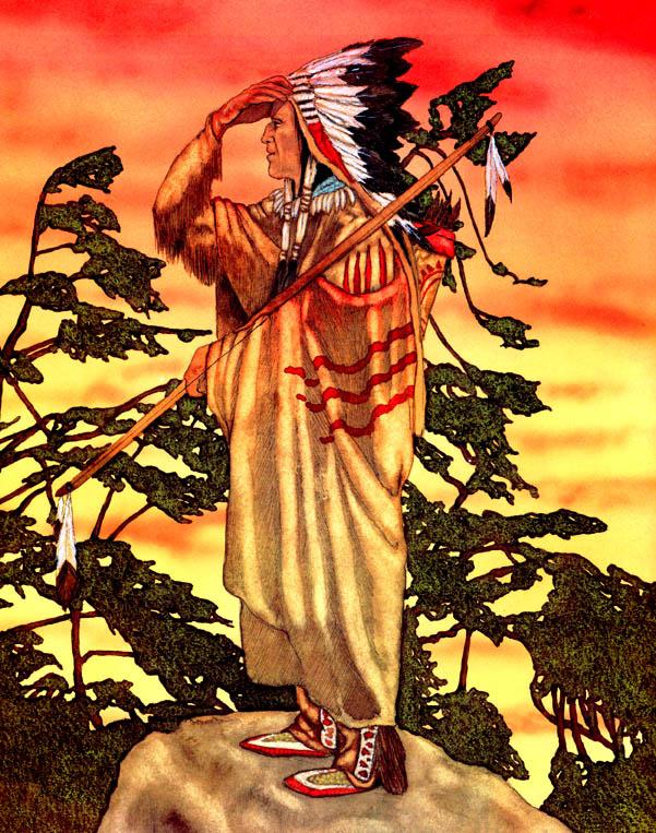 Michael Hag. 0005 Indian Cinderella