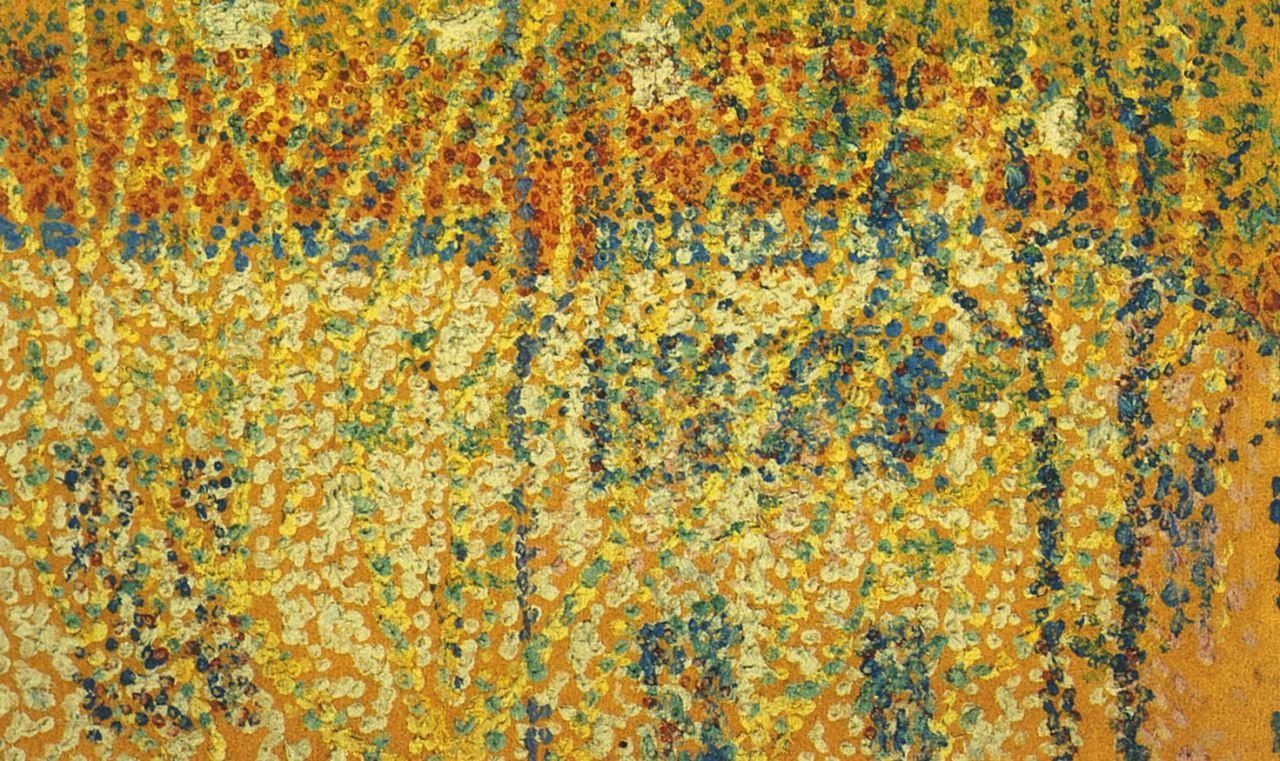 Kazimir Malevich. Landscape