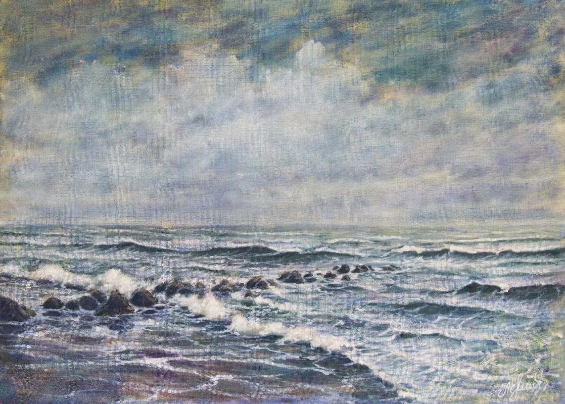 Valery Levchenko. No. 278 Sea Cross