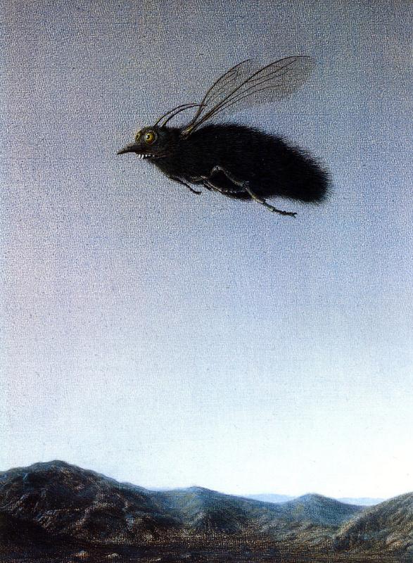Michael Owl. A great buzzer