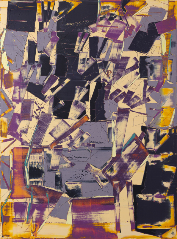 Gilad Efrat. Untitled (Way of Thinking)