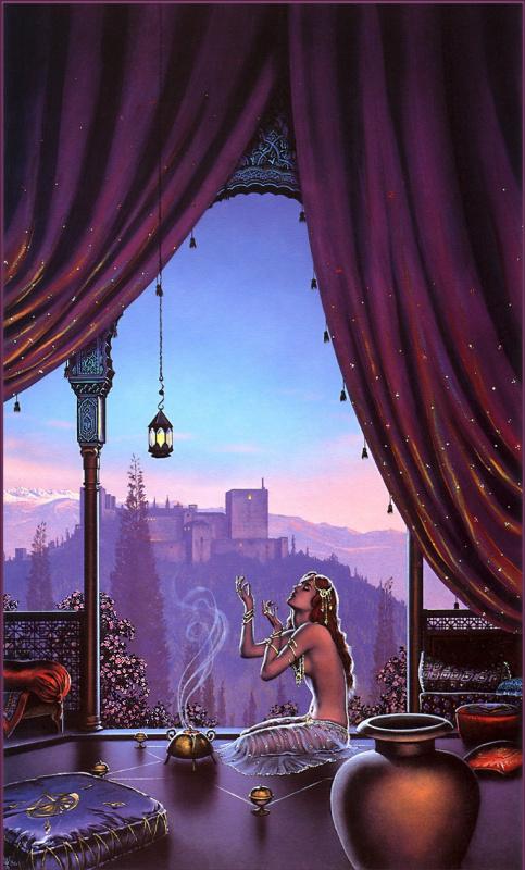Марк Харрисон. Башня султана