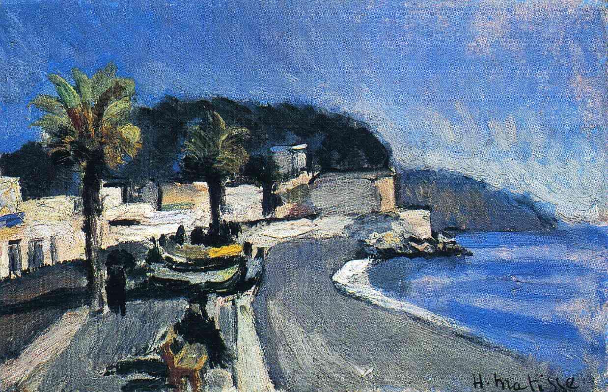 Анри Матисс. Пляж