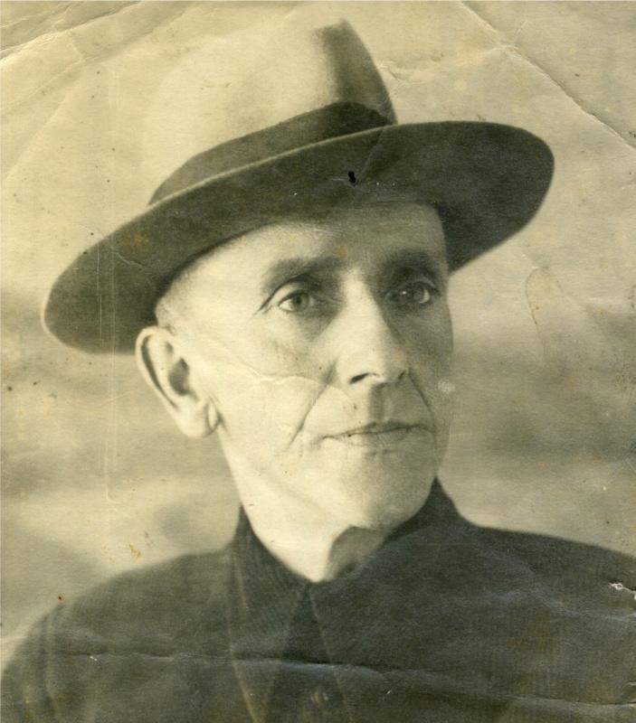 Николай Николаевич Аршинов. Фотография, 1955 год