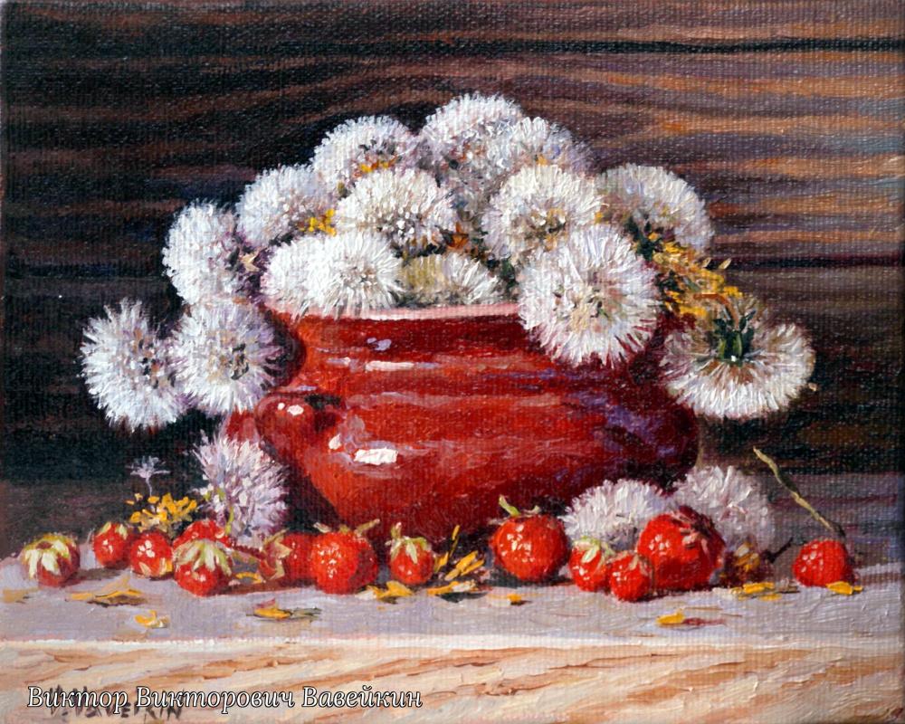 Victor Victorovich Vavejkin. Dandelions