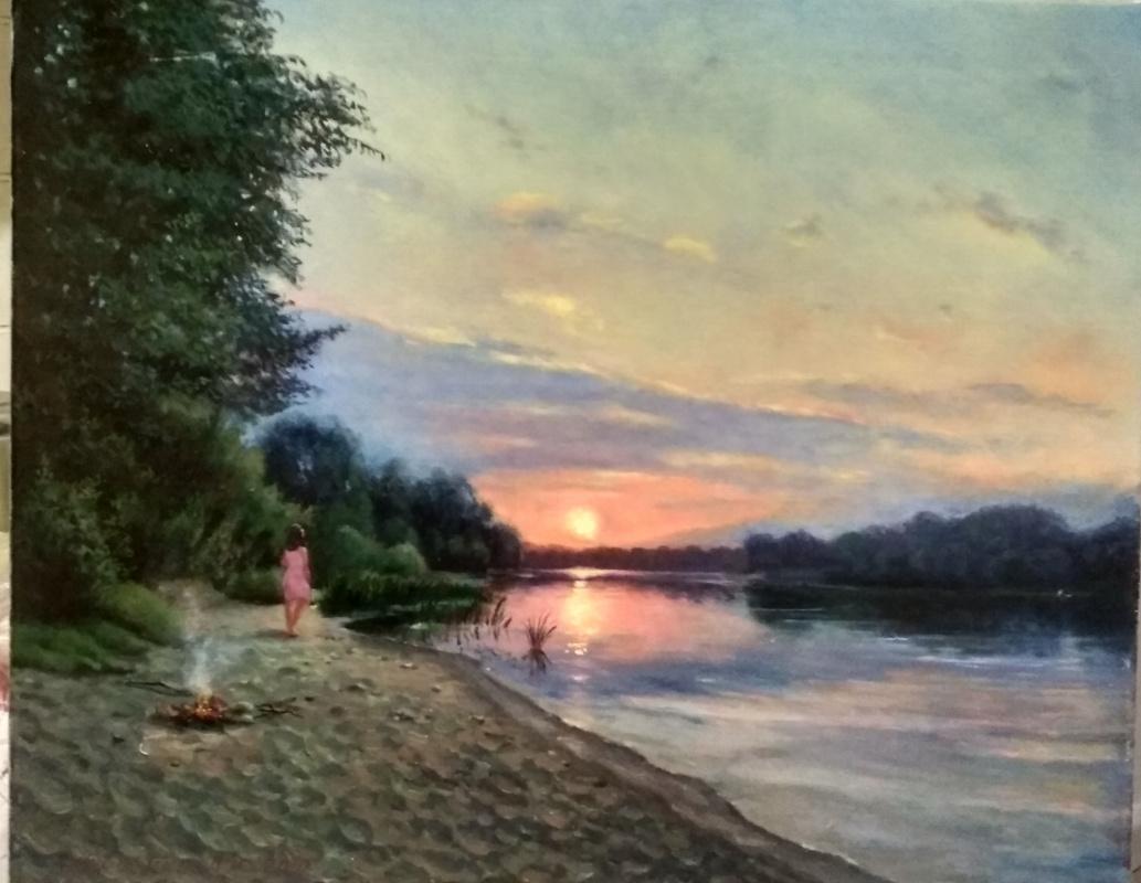 Dmitry Ivanovich Yurchenko. Memories of Summer