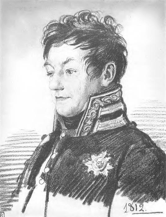 Орест Адамович Кипренский. Портрет неизвестного военного врача