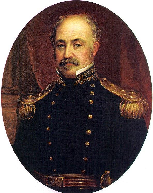 Джеветт. Портрет генерала Джона А. Саттера
