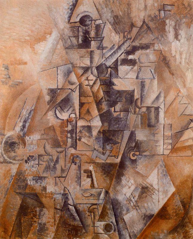 Пабло Пикассо. Кларнет