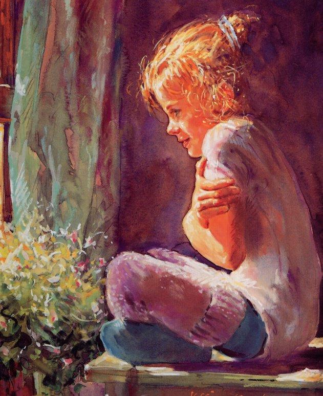 Джессика Земски. Робин в окне