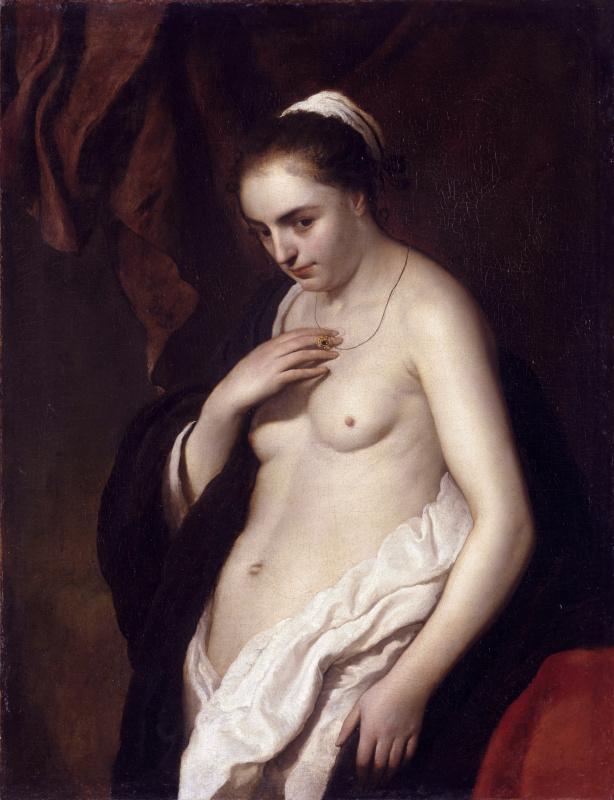 Jakob van Loo. Nude