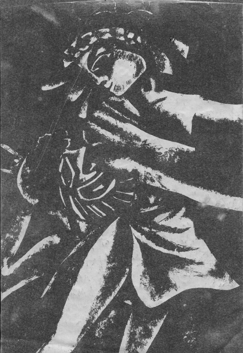 Pavel Leonidovich Korzukhin. Сатир и нимфа