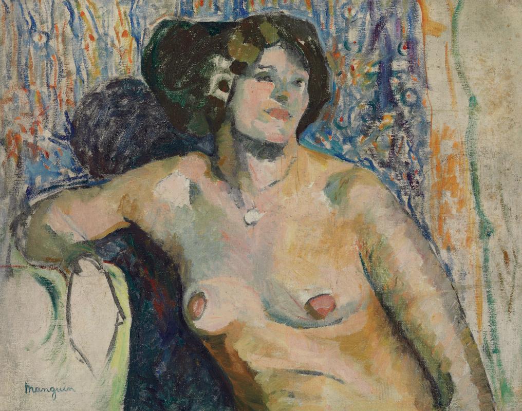 Henri Manguin. Nude