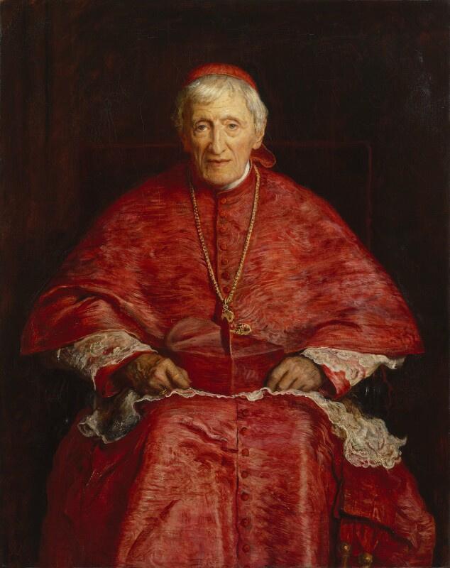 John Everett Millais. John Newman