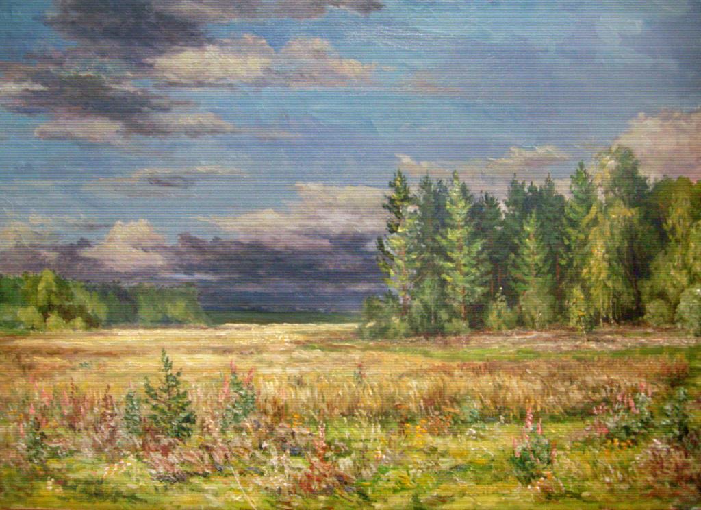 Victor Vladimirovich Kuryanov. The storm has passed