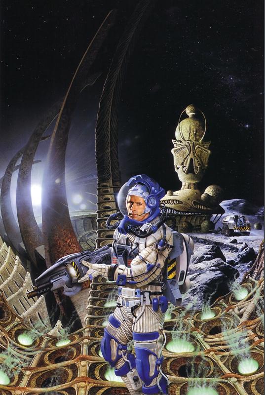 Пол Юлл. Лунный бродяга