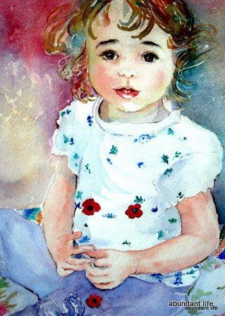 Maureen Tomaino. Little Poppet
