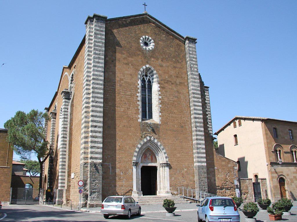 Arnolfo di Cambio. Church of San Domenico in Orviento