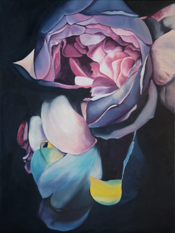 Alina Shustrova. Пионы Цветы