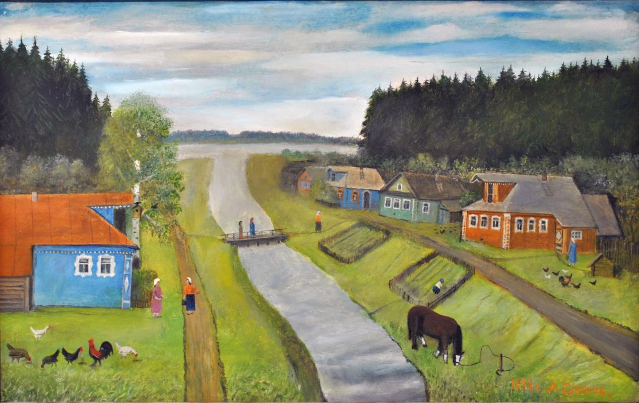 Alexander Vasilyevich Suvorov. Country life