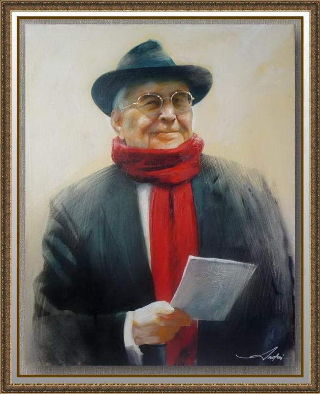 Andrei Krioutchenko. Сенатор, Мэр Crosne, Председатель Генерального Совета, Депутат...
