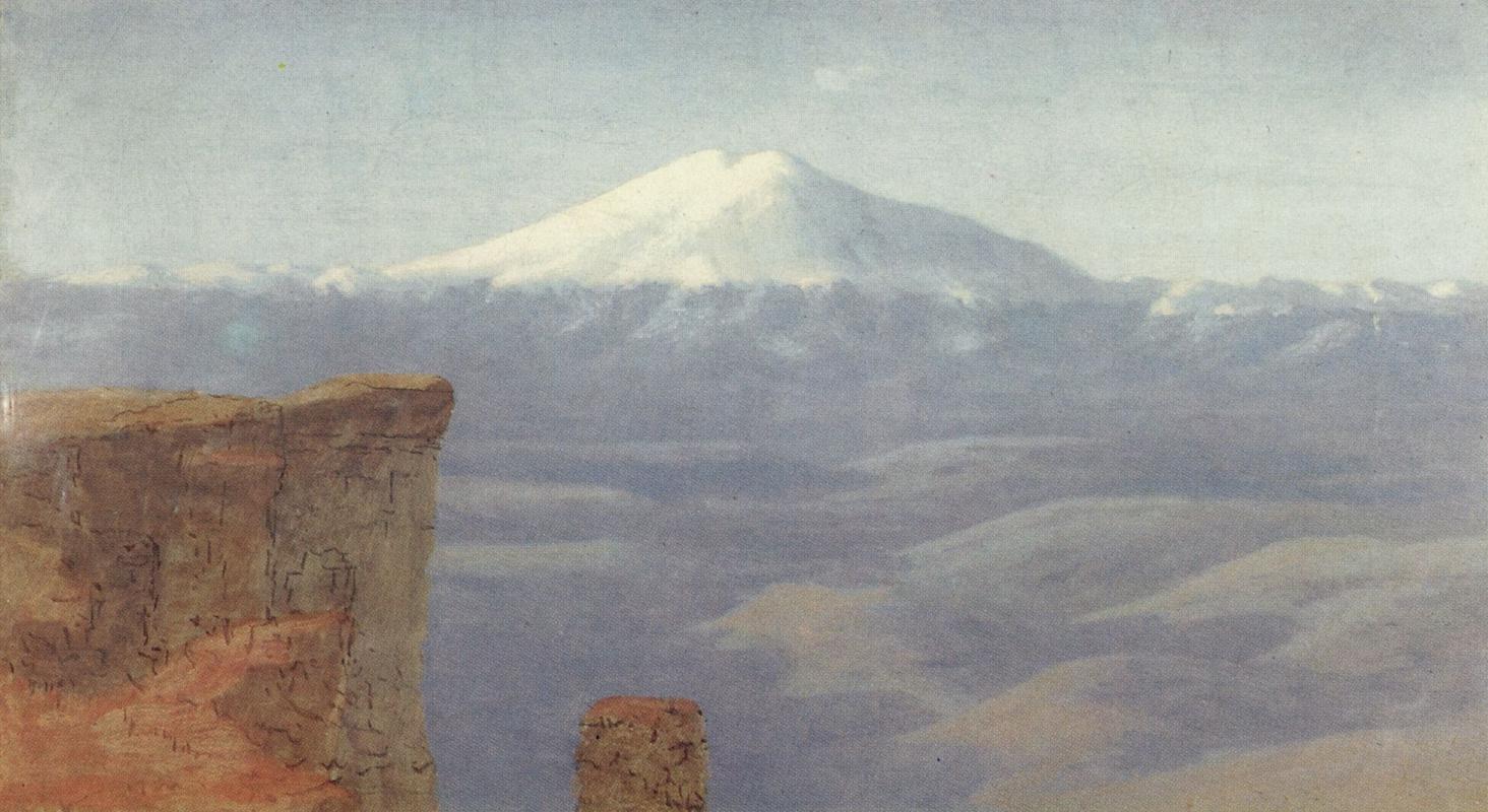 Архип Иванович Куинджи. Туман в горах. Кавказ