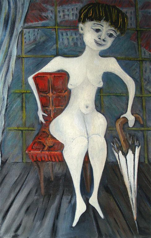Svyatoslav Ryabkin. Dummy Mannequin