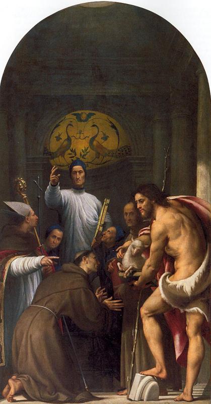 Джованни Антонио Порденоне. Лоренцо