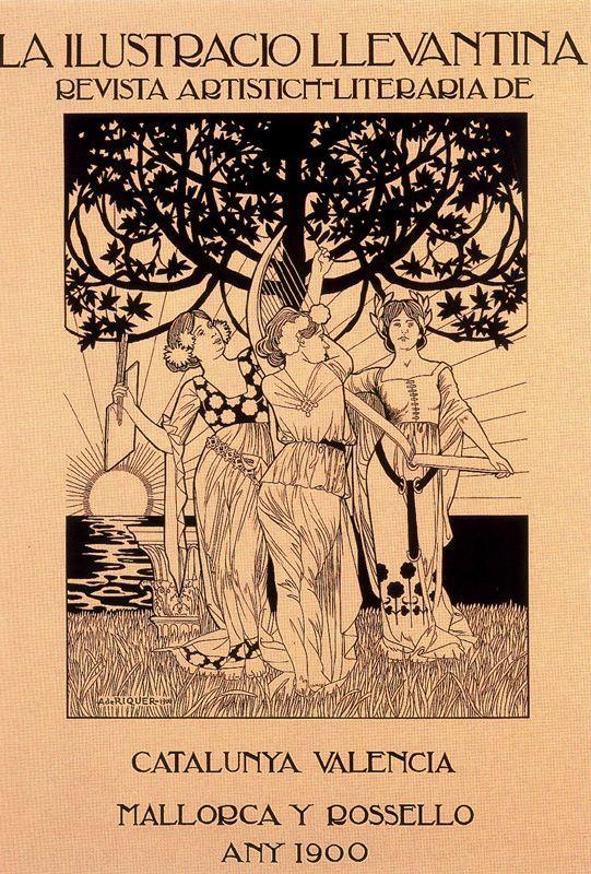 Alexander de Riquier. Illustration 16