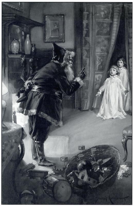 Бенджамин Уэст Клинединст. Ночная история
