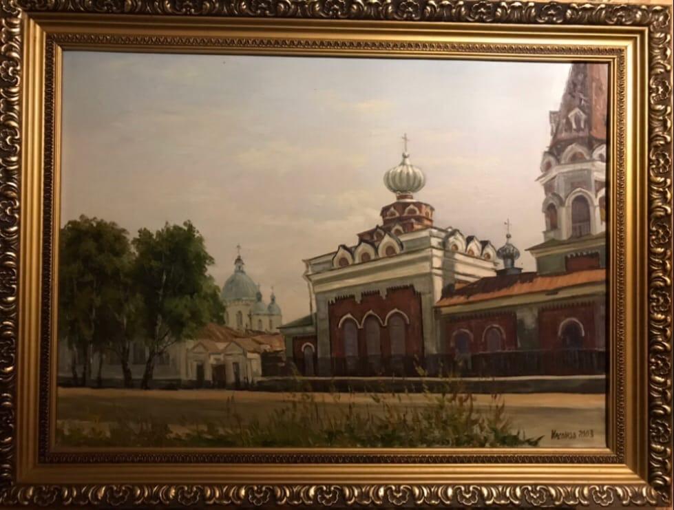Nikolay Alekseevich Nasonov. Old Believer Church