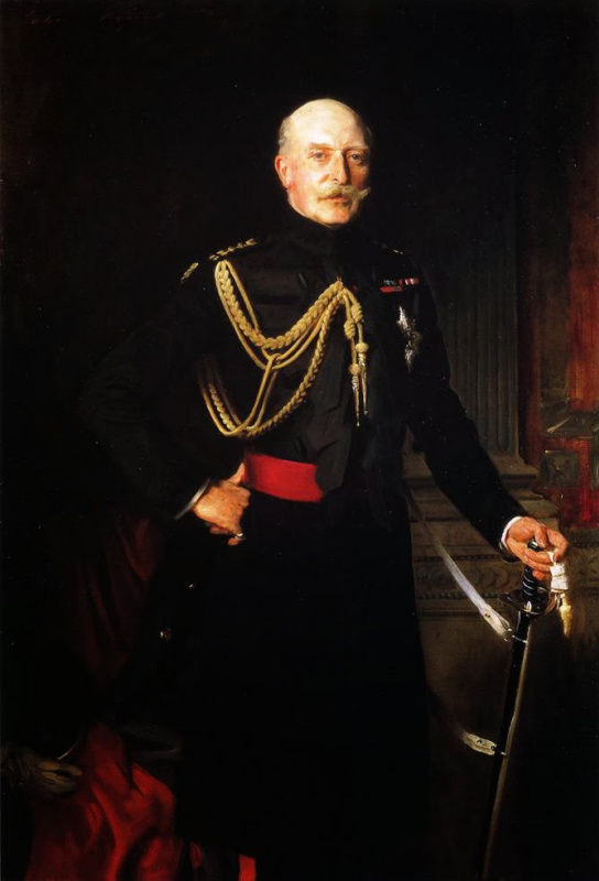 Джон Сингер Сарджент. Фельдмаршал герцог Коннот и Страферн